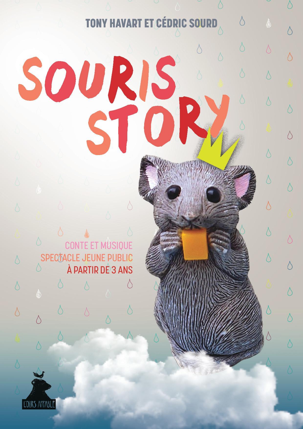 Souris Story - Loos (59) / Tony Havart & Cédric Sourd / Médiathèque