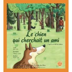 Le dernier CD livre de Anne Leviel est paru aux éditions Le Jardin des mots